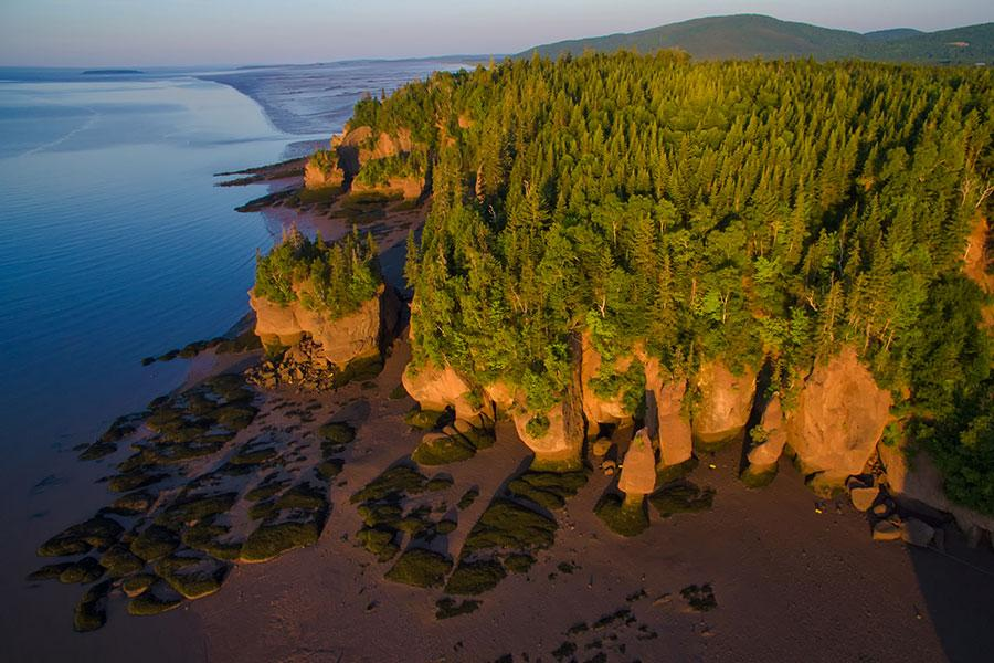 Hopewell Rocks Provincial Park