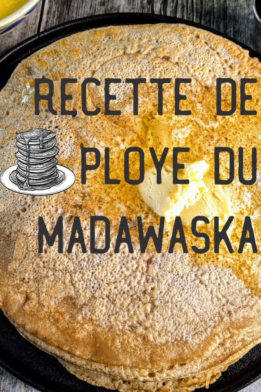 Ploye recipe pin FR