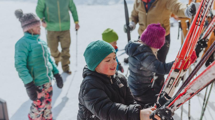 Plan your family adventure this winter